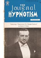 NGH Journal of Hypnotism - September/October 1953