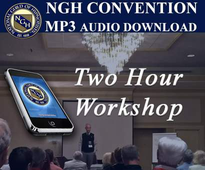 Robert Bayliss and Ruth Garrett - Hypnosis: Your Key To Profit & Success In  The Alzheimer's Market - 2017 NGH Convention - Two Hour Workshop #22044